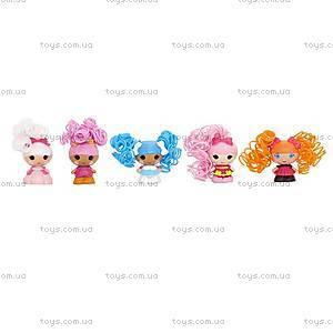 Набор с куклами-крошками Lalaloopsy Лучшие подружки из серии «Кудряшки-симпатяшки», 534297