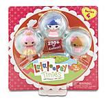 Набор с куклами Крошки Lalaloopsy «Юки Сакура и Принцесса», 539841, детские игрушки