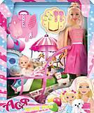 Набор с куклой Асей «Семейный досуг», 35087, отзывы