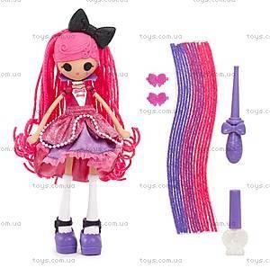 Набор с куклой Lalaloopsy Girls «Конфетти» серии Crazy Hair, 537298, купить