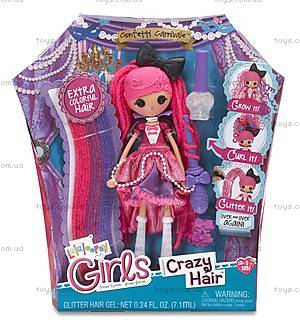 Набор с куклой Lalaloopsy Girls «Конфетти» серии Crazy Hair, 537298, отзывы