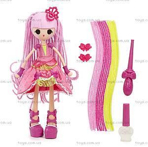 Набор с куклой Lalaloopsy Girls «Принцесса Блестинка» серии Crazy Hair, 537267