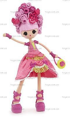 Набор с куклой Lalaloopsy Girls «Принцесса Блестинка» серии Crazy Hair, 537267, купить