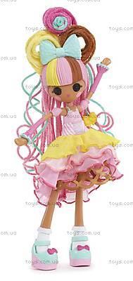 Набор с куклой Lalaloopsy Girls «Вафелька» серии Crazy Hair, 537274, купить
