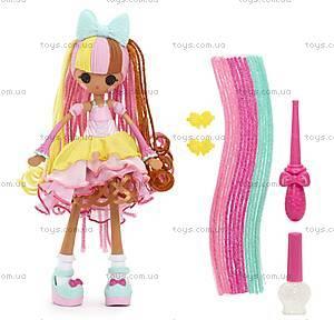 Набор с куклой Lalaloopsy Girls «Вафелька» серии Crazy Hair, 537274