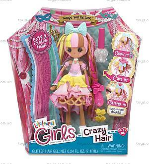Набор с куклой Lalaloopsy Girls «Вафелька» серии Crazy Hair, 537274, отзывы