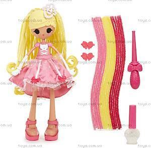 Набор с куклой Lalaloopsy Girls «Золушка» серии Crazy Hair, 537281, купить