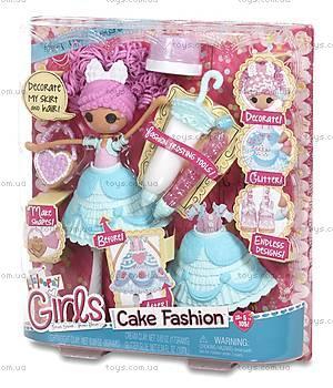 Набор с куклой Lalaloopsy Girls «Глазурина» серии Lalabration, 536352, отзывы