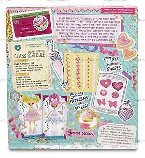 Набор с куклой Lalaloopsy Girls «Глазурина» серии Lalabration, 536352, цена
