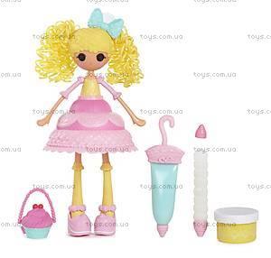 Набор с куклой Lalaloopsy Girls «Сластена» серии Lalabration, 536345, купить