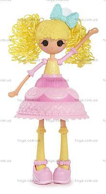 Набор с куклой Lalaloopsy Girls «Сластена» серии Lalabration, 536345, фото