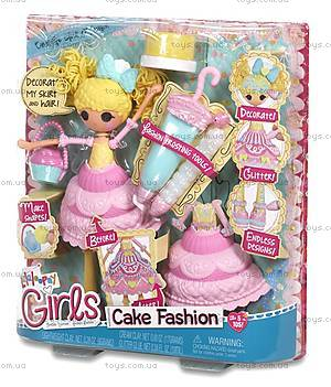 Набор с куклой Lalaloopsy Girls «Сластена» серии Lalabration, 536345, отзывы