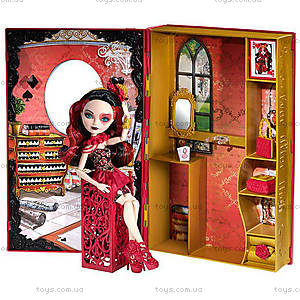 Кукла Лиззи Ever After High из мультфильма «Весна чудес», CDM54