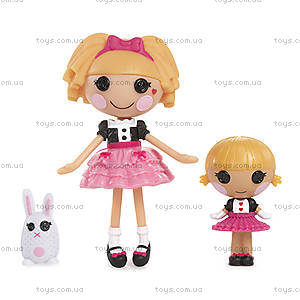 Набор с куклой Minilalaloopsy Фокусницы серии «Сестрички», 527299