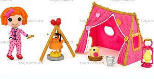 Набор с куклой Minilalaloopsy «Санни на кемпинге», 534129, купить