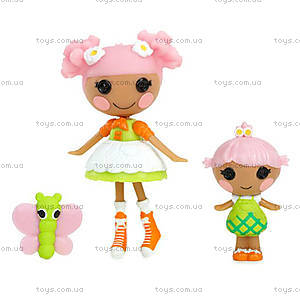 Куклы Minilalaloopsy Ромашки серии «Сестрички», 529811