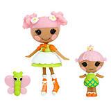 Куклы Minilalaloopsy Ромашки серии «Сестрички», 529811, фото