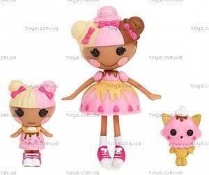 Кукла Minilalaloopsy Вафельки из серии «Сестрички», 534082