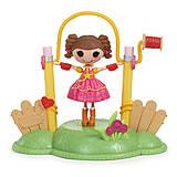Набор с куклой Minilalaloopsy Дюна со скакалкой из серии «Спортивные игры», 530381, купить