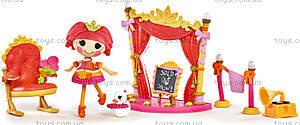 Набор с куклой Minilalaloopsy «Театр балерины», 536574
