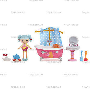 Набор с куклой Minilalaloopsy «Ванная комната Морячки», 532569