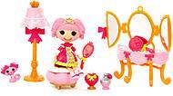 Набор с куклой Minilalaloopsy «Вечеринка у Блестинки», 534136, отзывы