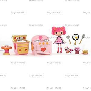 Набор с куклой Minilalaloopsy «Званый ужин Ягодки», 532552