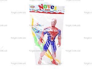 Набор с луком и стрелами «Spiderman», 7766A