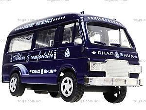 Металлическая машинка «Фургончик», EK80149R, отзывы