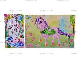 Набор с мягкими наклейками, VT4206-09..12, игрушки
