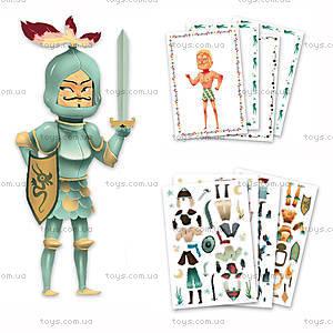 Набор с наклейками «Рыцари», DJ09693, фото