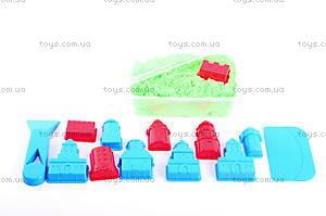 Набор с песком Miracle Sand «Волшебный замок», зеленый, MS001GN, отзывы