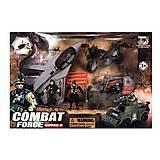 """Набор с транспортом """"Combat"""", C3109-20, детские игрушки"""