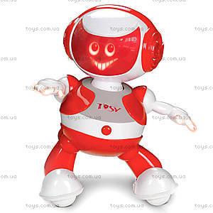 Набор с интерактивным роботом Disco Robo «Энди Диджей», TDV110