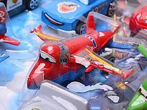 Набор самолетов и машинок «Тачки и Летачки», 832-15F, фото