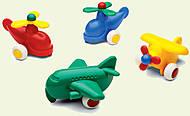 Игрушка для малышей «Самолетики», 1118, фото