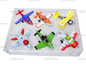 Набор  инерционных самолетов «Литачки», 198-6T, купить