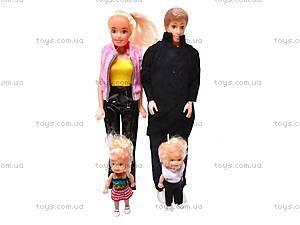 Набор «Семья кукол», 6120