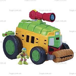 Набор серии Малыши Черепашки-Ниндзя «Фургон с Лео», 96771