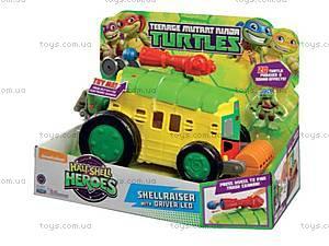 Набор серии Малыши Черепашки-Ниндзя «Фургон с Лео», 96771, купить