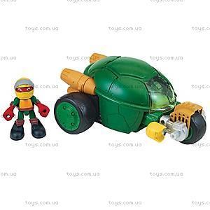 Набор серии Малыши Черепашки-Ниндзя «Мотоцикл Стелс фигурка Рафа», 96754