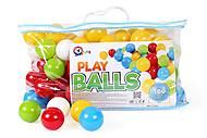 Набор шариков для сухих бассейнов, 100 штук, 5545, купить