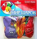 Набор шариков воздушных «Сердце и мрамор», 56, купить