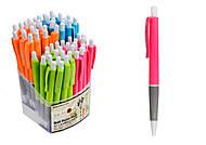 Набор шариковых ручек, в цветном корпусе, синие, диаметр 1 мм, 60 штук в упаковке, C37070, отзывы