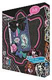 Набор шьем чехол для планшета Monster High, 55163, купить игрушку