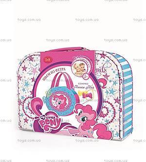 Набор шьем сумочку «Пинки Пай», 55153