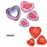 Набор шкатулок «Сердце», E032589, купить