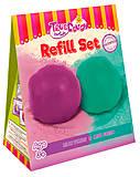 Набор смесей для лепки «Мятно-зеленый и Сиреневый», 20006, toys