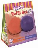 Набор смесей для лепки «Сладкий апельсин и Виноградно-фиолетовый», 20002, магазин игрушек