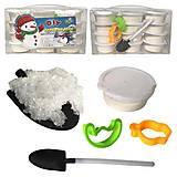 Набор «Снег с формочками», PR1031, іграшки